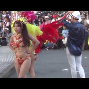 JDサンバ 女子大生のお姉さんがサンバでダンス☆ SAMBA CARNIVAL (サンバカーニバル)