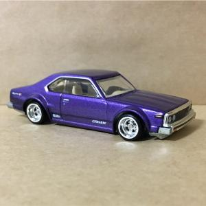 Hot  Wheels   NISSAN   SKYLINE   C210   JAPAN  HISTORICS   2