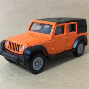 TOMICA   Jeep   WRANGLER   トミカギフトセット