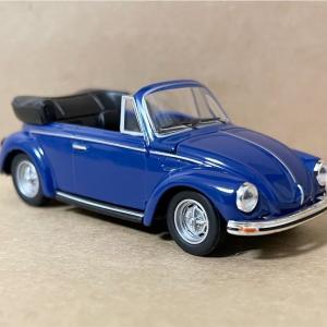 kyosyo  1/64   Volkswagen  Beetle  Convertible