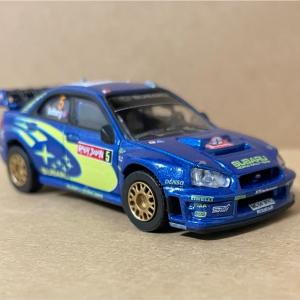 cm's  RALLY  CAR  COLLECTION  EXTRA  Rally  Japan  SUBARU  IMPREZA  WRC  2005  japan