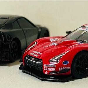 kyosyo  1/64  GT-R  RACING  COLLECTION  XANAVI  NISMO  GT-R  2008  SUPER GT