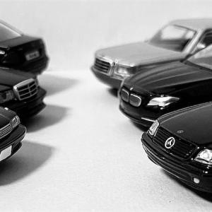 kyosyo  1/64  Mercedes-Benz   Miniature  Car  Collection  Mercedes-Benz  Typ  SL500