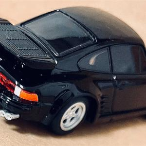 UCC  RUF  Black  Car  Collection RUF  Slantnose  (Porsche  930  Base)