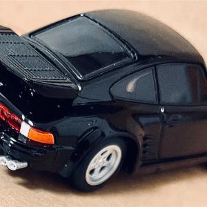 UCC  RUF  Black  Car  Collection RUF  Slantnose  (Porsche  930  Base)