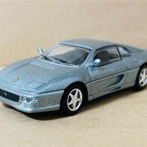 KYOSYO  1/64  Ferrari  Minicar  Collection  Ⅱ Ferrari  F355  GTB