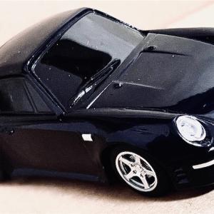 UCC  RUF  Black  Car  Collection RUF・THR (Porsche  933  Base )