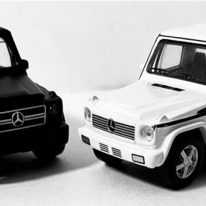kyosyo  1/64  Mercedes-Benz  G500 Mercedes-Benz  Minicar  Collection