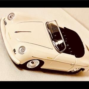 KYOSYO  1/64  PORSCHE  356A  SPEEDSTER PORSCHE  Minicar  Collection  Ver.3