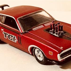 M2  MACHINES  1/64 1971  Dodge  Charger  R/T  HEMI