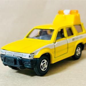 トミカ トヨタ ハイラックス 道路公団パトロールカー