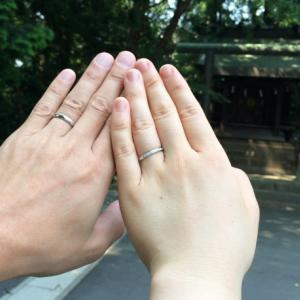 結婚指輪の断捨離