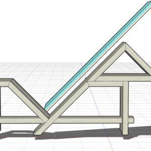 フラットベンチVer2の改造