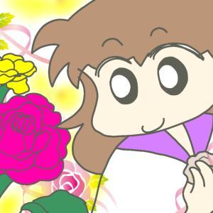 薔薇の中へ☆