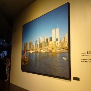 【女一人旅✈~NY~】6日目:911メモリアムミュージアム
