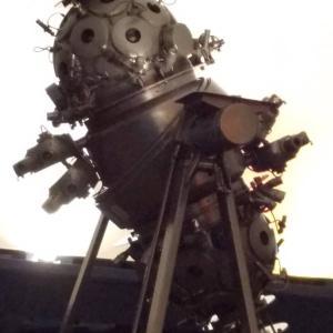 3000円でお釣りのくるの望遠鏡作り!