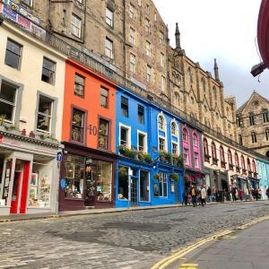 街全体が世界遺産に登録されているスコットランドの首都エディンバラとスコッチー文化の魅力