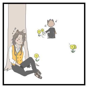【イラスト】サバナクロー。