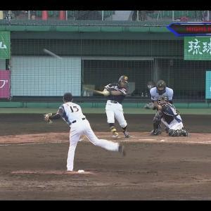 沖縄で初勝利ー