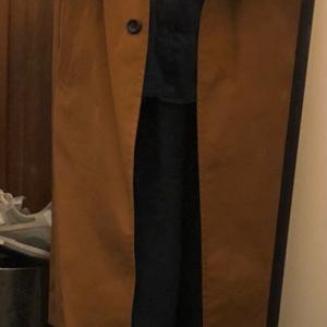 去年のGUのコートがとても良い