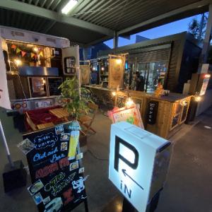 MOSH PIT(移動式cafe&bar)