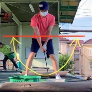ゴルフ初心者が最初に行なうべき練習法!『ビジネスゾーン』とは!?