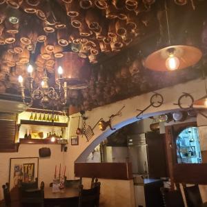 香港で最初にOPENしたクラッシックなイタリアンレストラン「LA TAVERNA」で優雅に~♥