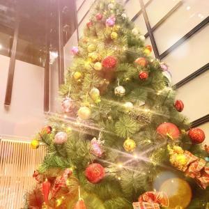 寒さでやっとクリスマスを感じはじめる❤︎よろこびと幸せのハードル