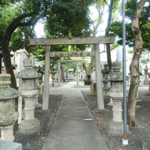 物部神社 愛知県のパワースポット