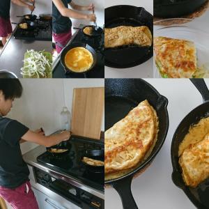 料理男子 卵に夢中