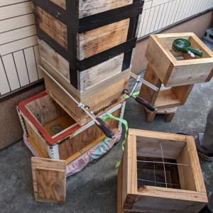 ハチ活 継ぎ箱