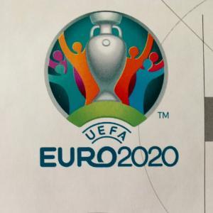 Euro2020 が始まった!