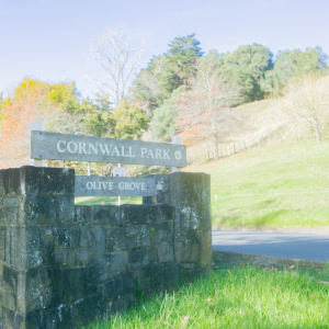 Cornwall Park(コーンウォール公園)
