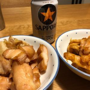 【酒に合うメシ!】チキンジャーキー by ヘルシオ