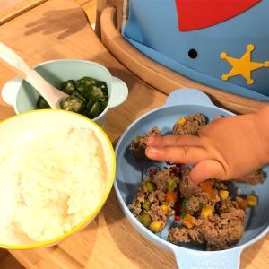 【幼児食 -大人と一緒の食事-】ミートローフ編!