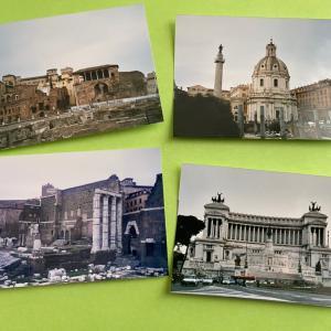 《ローマ》遺跡だらけの街