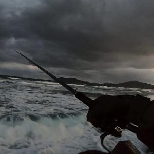 2021年の初釣り!色んな意味でお寒い釣行。