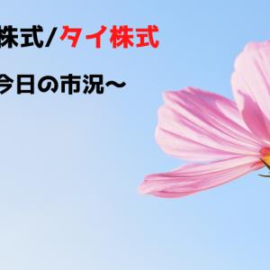 ■S&P500反発!世界株式/タイ株式エネルギー金融が牽引!20/9/9