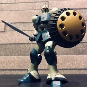ギャン 1999年版(HGUC 1/144)➂ 〜 塗装・完成 〜