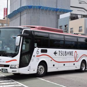 昨日(7月23日)宮崎駅で撮影した高速バス