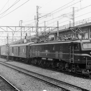 1979年品川駅