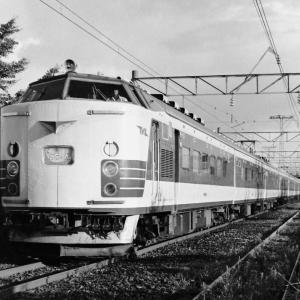 1981年8月宮崎駅付近にて