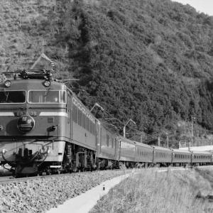1985年1月 日豊本線・市棚駅