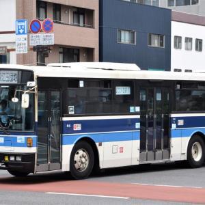 今日もがんばる宮崎交通のバス(6月15日)その2