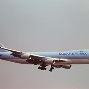 2001年8月25日 関西空港 その1