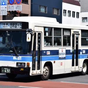 2年前のバス写真№1 (宮崎交通路線バス)