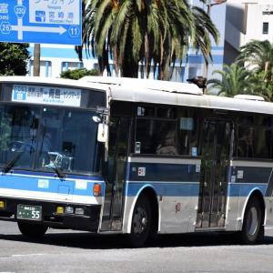 今日もがんばる宮崎交通のバス(2021年9月18日)その2