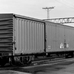 国鉄貨車 №33