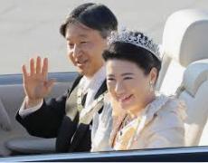 天皇陛下祝賀パレードから1年