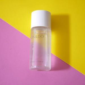 オイルフリー椿葉の化粧水
